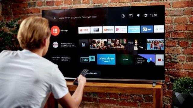 Toshiba 65UA6B63DG daje dostęp do Android TV