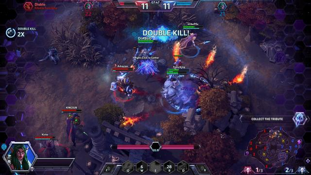 Heroes of The Storm Gra MOBA