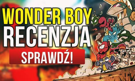 Recenzja Wonder Boy - Remake Doskonały!
