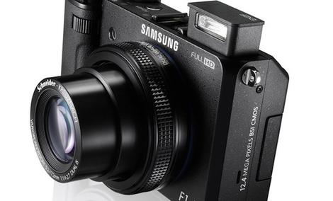 Aparat Samsung SMART FOTO EX2F już dostępny w Polsce