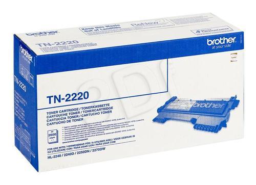 BROTHER Toner Czarny TN2220=TN-2220, 2600 str.