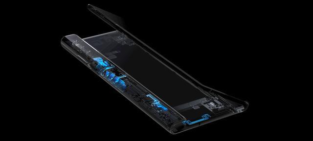 Huawei Mate X z zagięciem