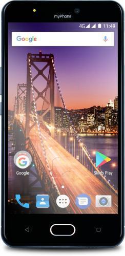 myPhone CITY XL 16GB Srebrny (TELAOMYPHO000013)