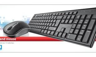 Nola Wireless Keyboard with mouse