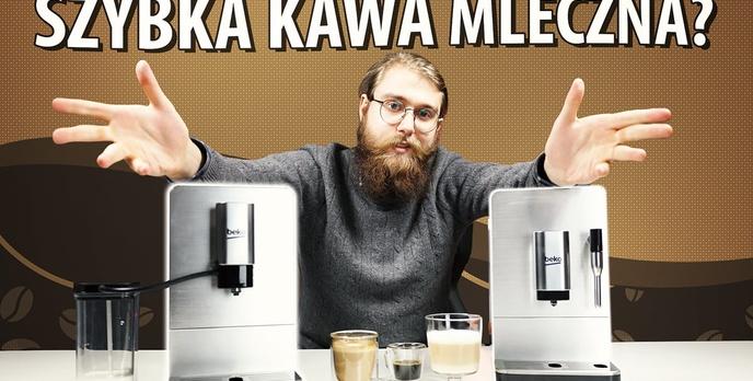 BEKO CEG5331X - recenzja automatycznego Ekspresu do Kawy z młynkiem