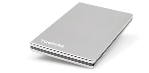 "Toshiba STOR.E Steel 1.8"" 250GB (PA4215E-1HB5)"