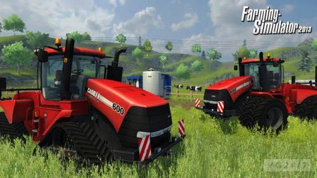 Farming Simulator 2013 - podstawy [GAMEPLAY]