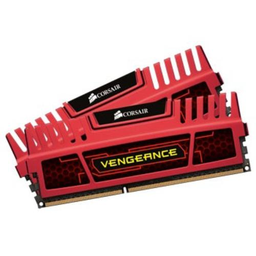 Corsair DDR3 VENGEANCE 8GB/2133 (2*4GB) CL11-11-11-27 RED