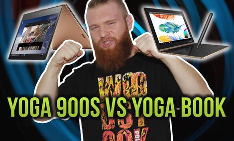 Lenovo Yoga – Unikalność i Kreatywność