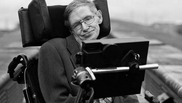 Zmarł Stephen Hawking - Miał 76 lat