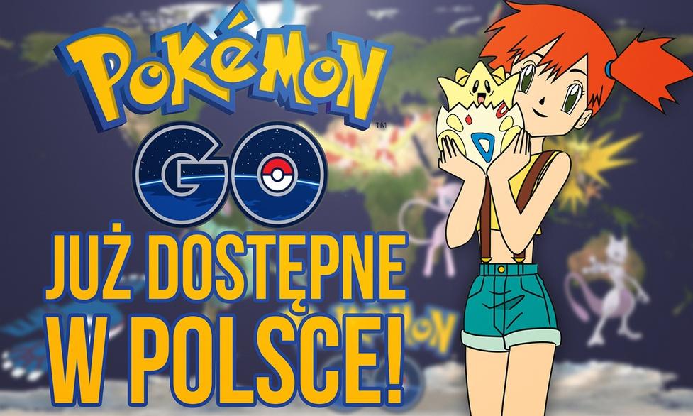 Pokemon GO Już Oficjalnie w Polsce! Serwery padły! Skąd fenomen?