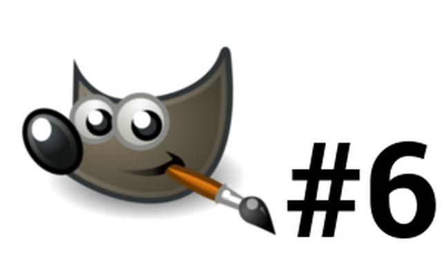 Poradnik GIMP #6 Jak Zrobić Znak Wodny?
