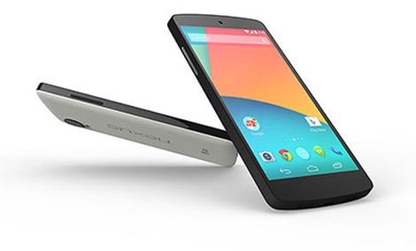 Google Nexus 5 - Na co Go Stać?