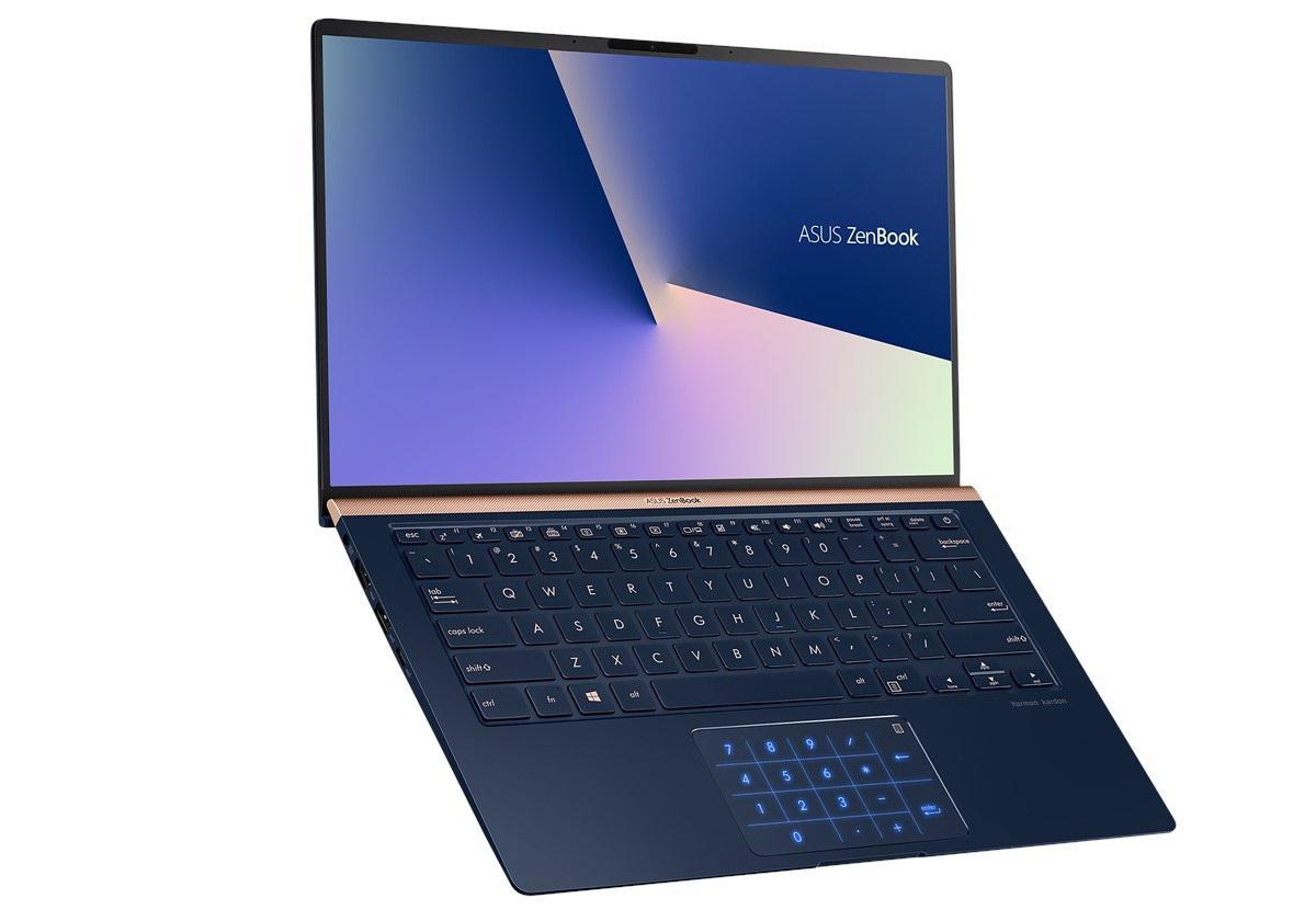 ASUS ZenBook 14 - numberpad