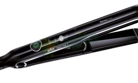 Braun Satin Hair 7 SensoCare - jedna z najlepszych prostownic na rynku