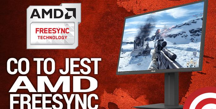 AMD FreeSync - Co to jest? - Test na ASUS MG279Q 144 Hz