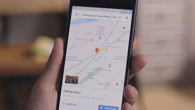 Google Maps udoskonalone o trasy dla osób niepełnosprawnych