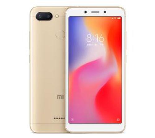 Xiaomi Redmi 6 32GB (złoty)