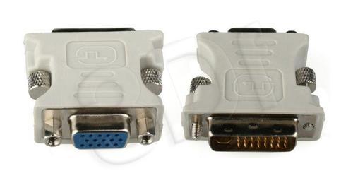 GEMBIRD DVI -> VGA (24M/HD15F)