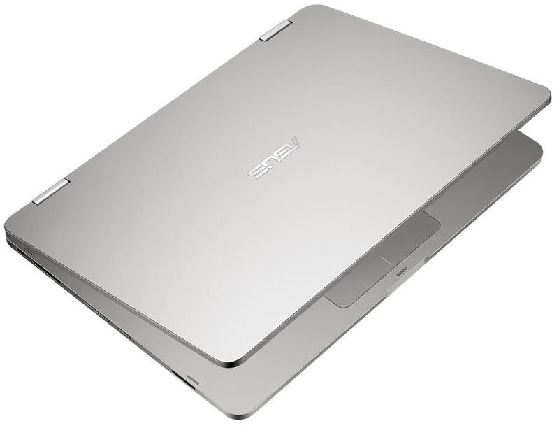 ASUS VivoBook Flip 14 TP401CA - jakość wykonania