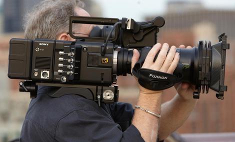 Sony PMW-F55 - kamera do produkcji filmowych i reklam w rozdzielczości 4K