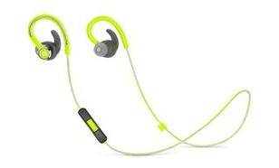 JBL JBL REFLECT CONTOUR 2 zielone słuchawki sportowe dokanałowe