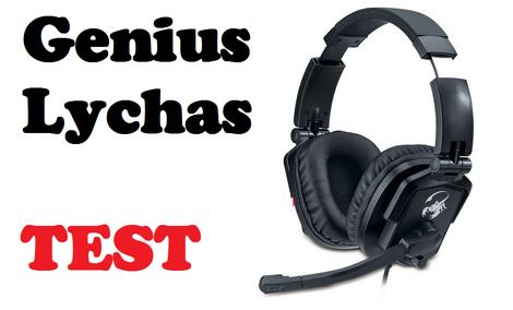 Genius Lychas - niedrogie i przyzwoite słuchawki dla graczy