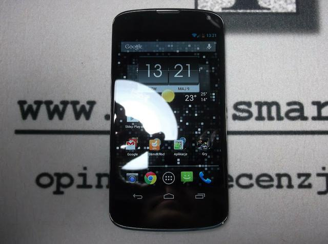 LG Nexus 4 [TEST]