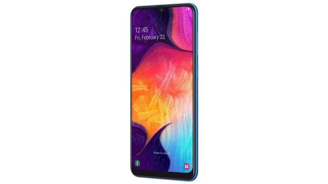 Samsung Galaxy A50 z notchem