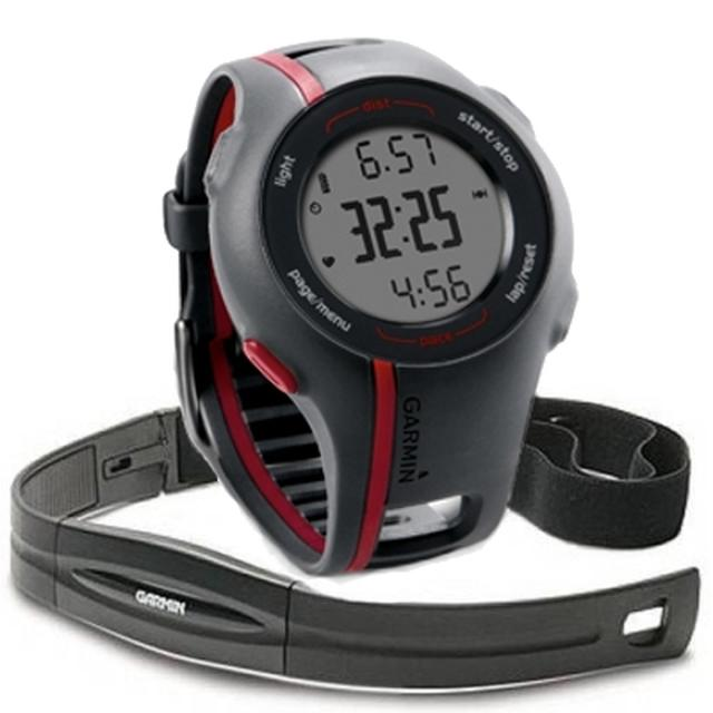 Garmin Forerunner 110 HRM - zegarek dla miłośników biegania