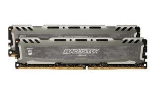 Ballistix DDR4 Sport LT 8GB(2*4GB )/2666 CL16 SR x8 Szara