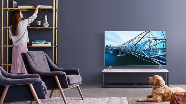 duży telewizor samsung