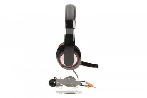 NATEC Sluchawki Baribal + Mikrofon