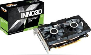 Inno3D GEFORCE GTX 1660 Ti TWIN X2, 6GB GDDR6 (N166T2-06D6-1710VA15)