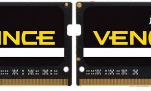 do laptopa Corsair Vengeance DDR4 SODIMM 2x16GB 2666MHz CL18