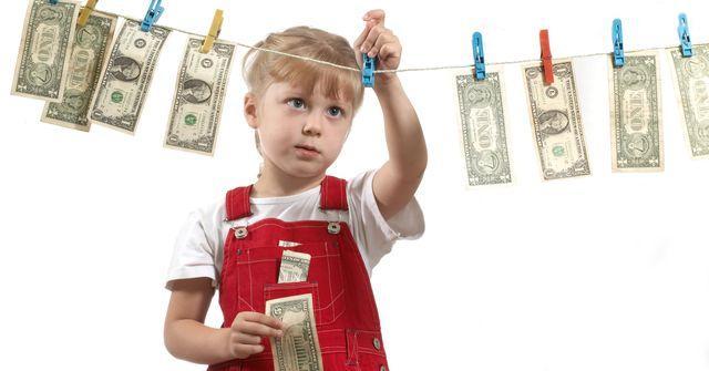 Dziecko I Pieniądze