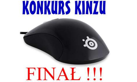 KONKURS KINZU STEELSERIES - FINAŁ !!!