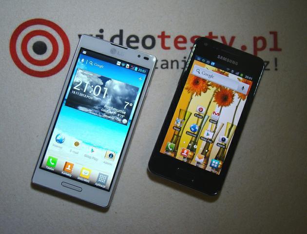 Huawei Ascend P1 vs LG Swift L9 [PORÓWNANIE]