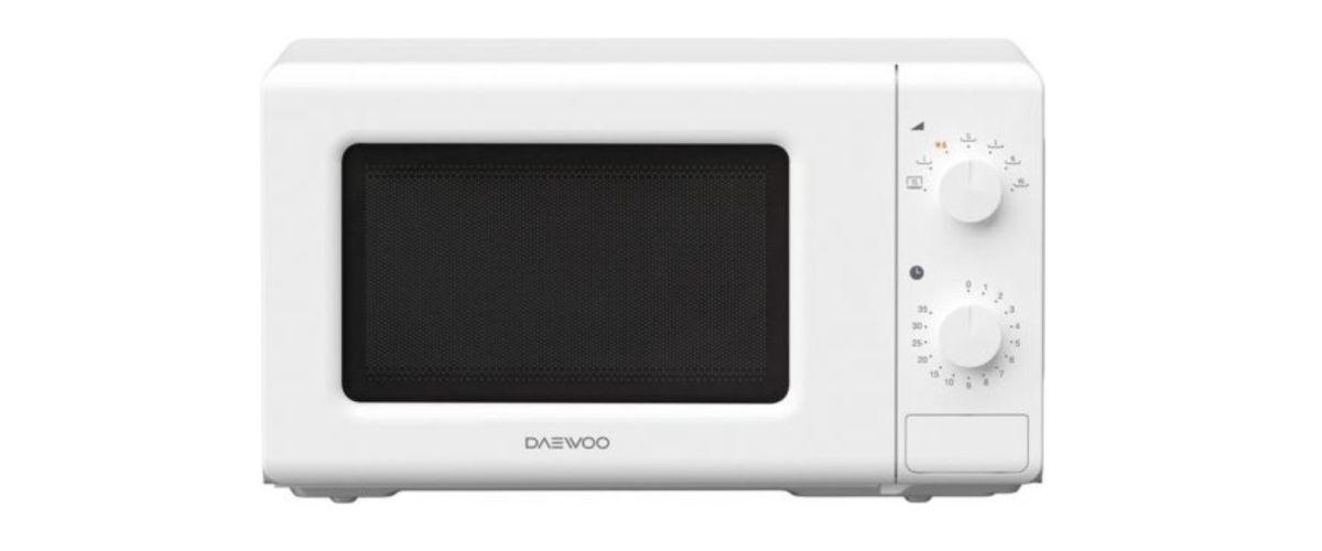 kuchenka mikrofalowa Daewoo KOR-6620TW