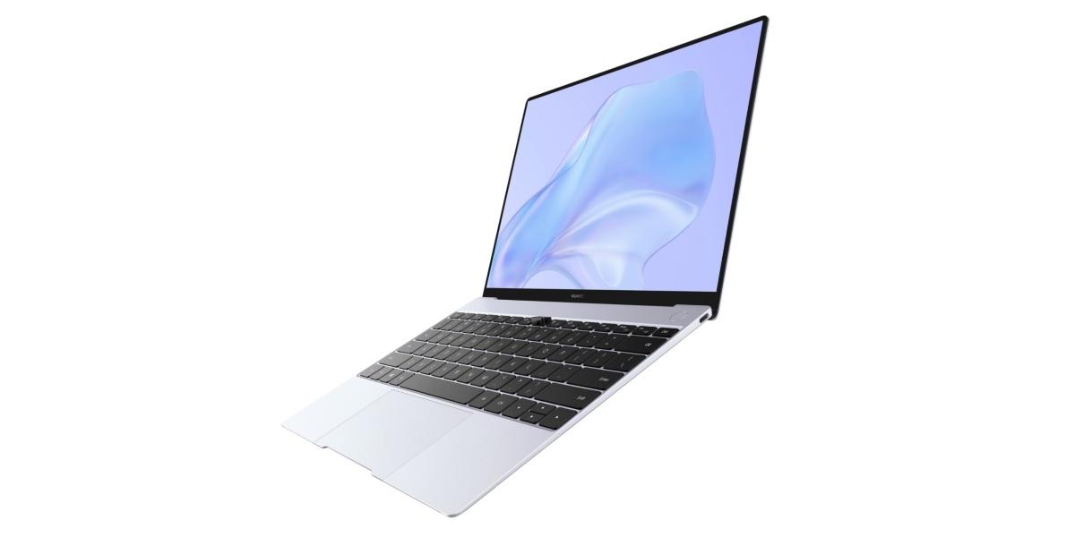 Matebook X 2020 jest bardzo cienkim laptopem z grubością poniżej 15 mm