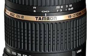 Tamron Obiektyw 18-270mm F3,5-6,3 Di II PZD Canon