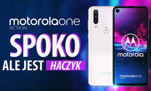 Motorola One Action pierwsze wrażenia - Dobry telefon, ale jest haczyk