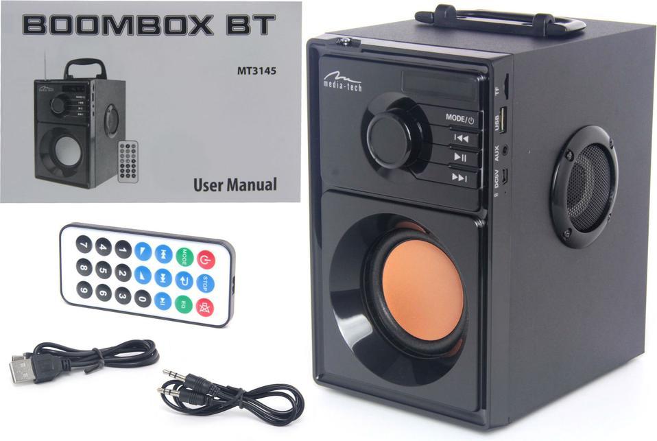 Media-Tech BOOMBOX BT (MT3145 V2.0)