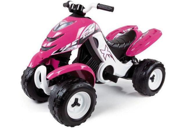 Smoby Quad X Power Różowy 33049