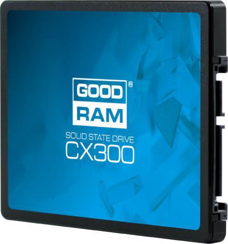 """GoodRam CX300 SSDPR-CX300-120 ( 120 GB ; 2.5"""" ; SATA III )"""