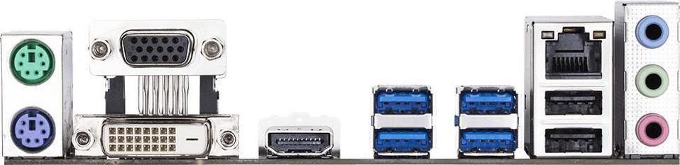 Gigabyte GA-A320M-S2H, A320, DDR4, SATA3, USB 3.1 Gen1, uATX