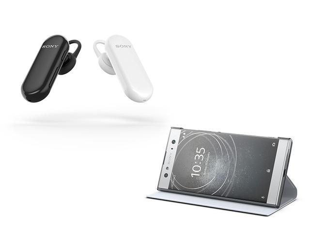 Tak wyglądają dodatki do telefonów Xperia.