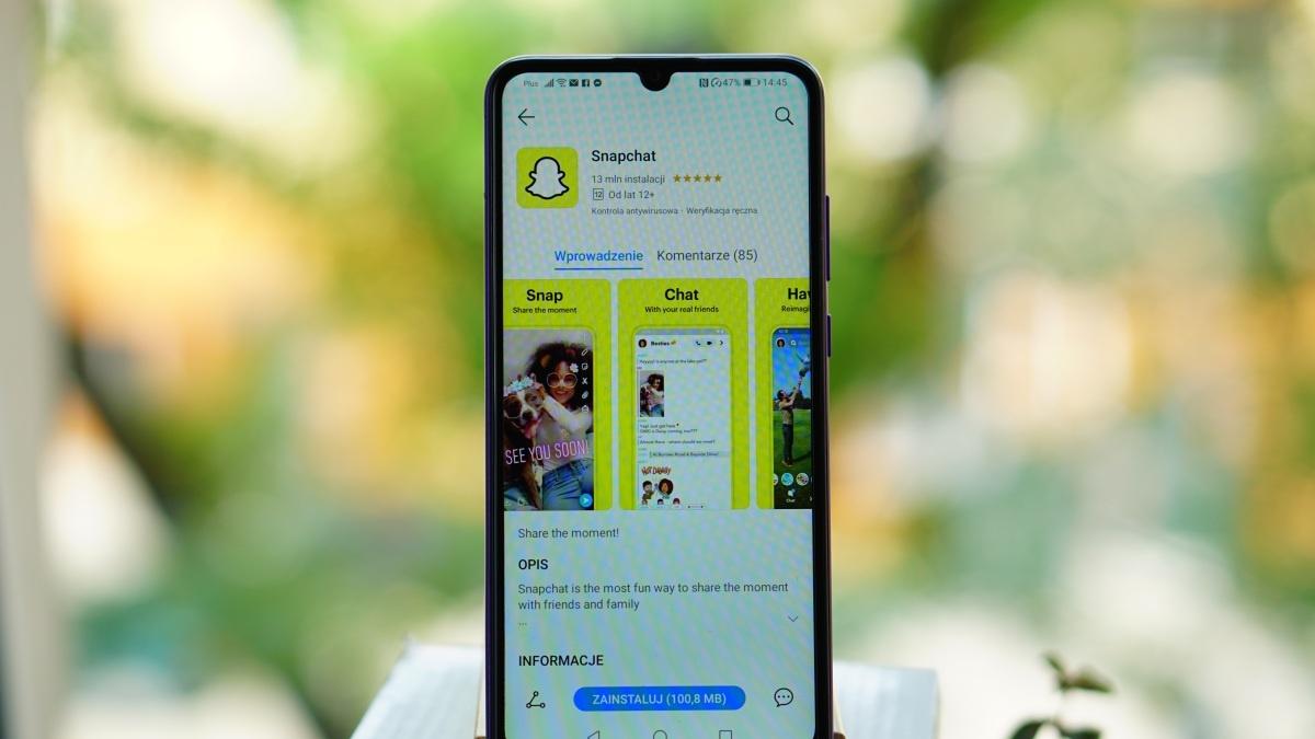 Rosnąca lista aplikacji obejmuje także media społecznościowe