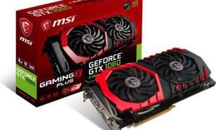 MSI GeForce GTX 1060 GAMING X+ 6GB DVI/HDMI/3DP ATX !!