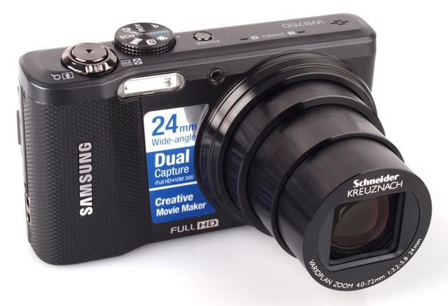 Aparat Samsung WB750